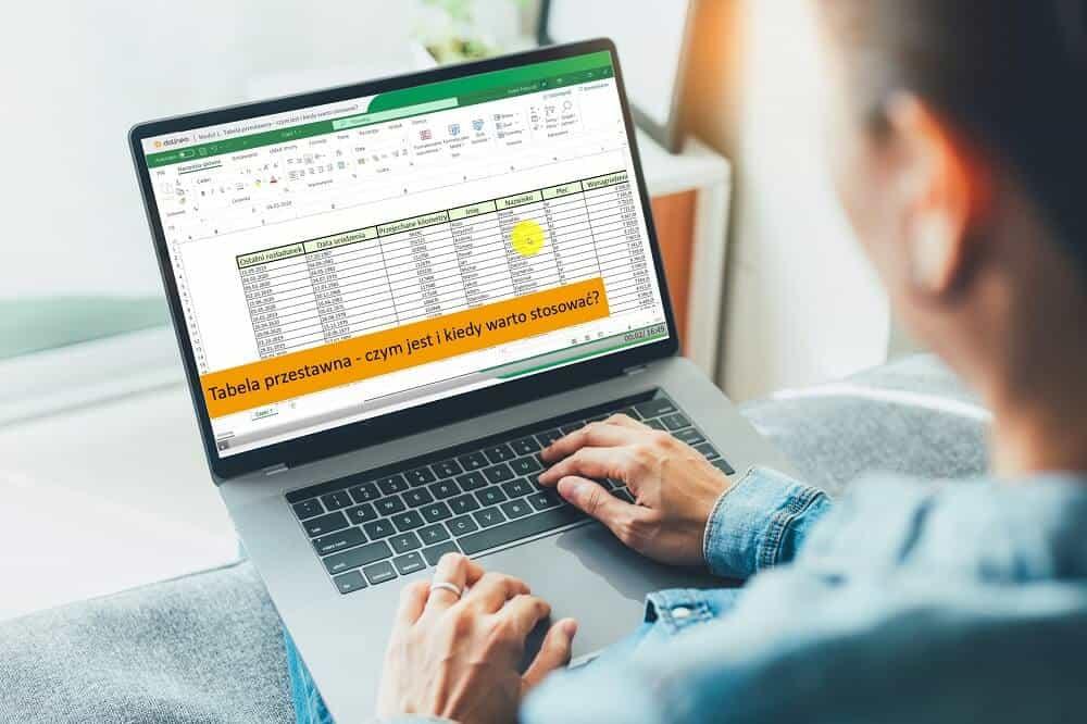 MS Excel – tabela przestawna w praktyce. Nowe szkolenie na Dolineo!